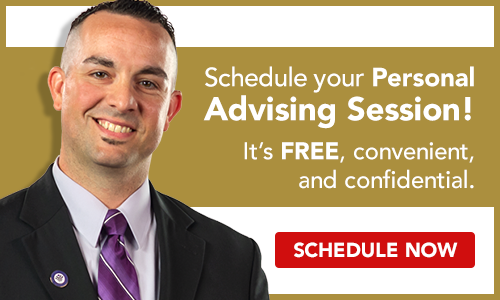 Schedule your personal advising session today